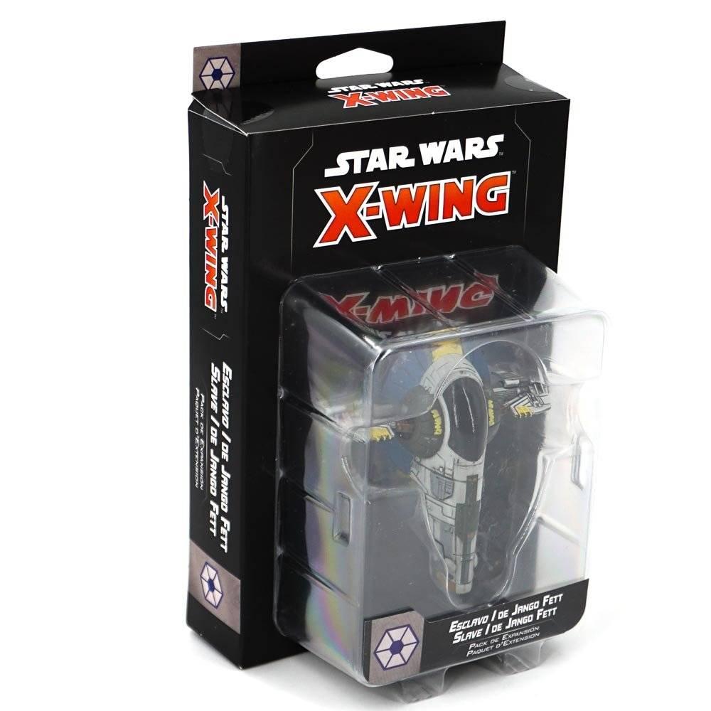 X-Wing 2.0 : Slave 1 de Jango Fett