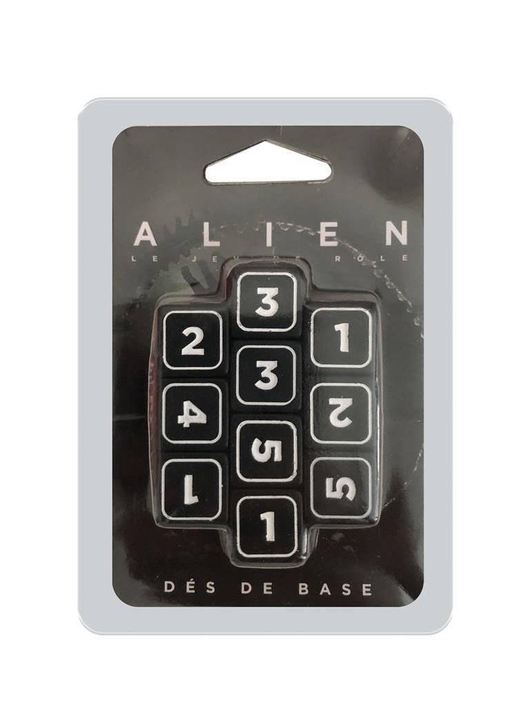Aliens - Dés de base