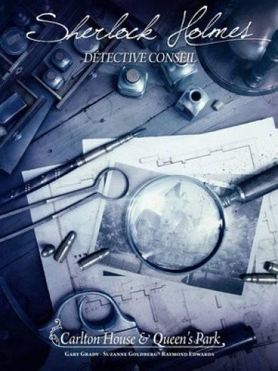 Sherlock holmes DC - Carlton House & Queen's Park