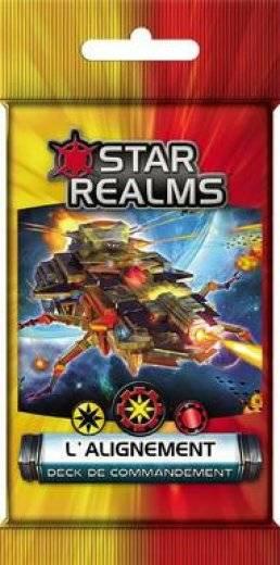 Star Realms - commandement - L'alignement