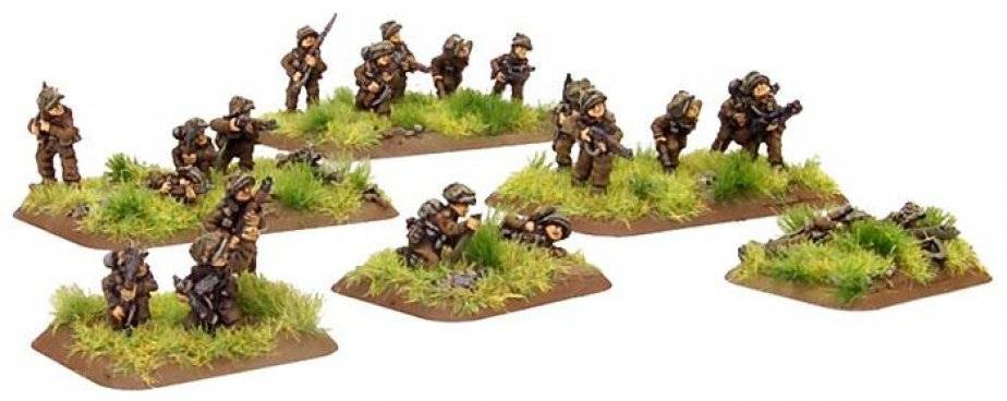 FoW - GB - Motor platoon