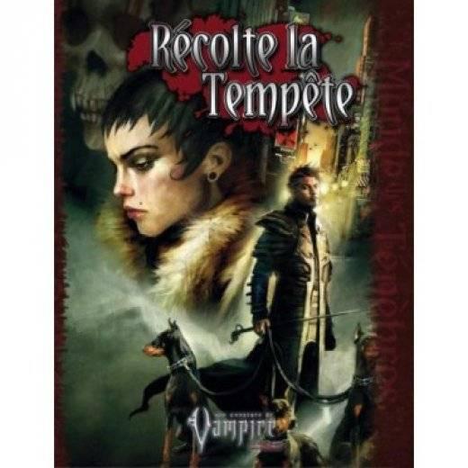 Vampire : Récolte la tempête