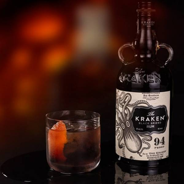 Rum Kraken Black Spiced 40%