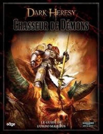 Dark Heresy - Chasseur de démons