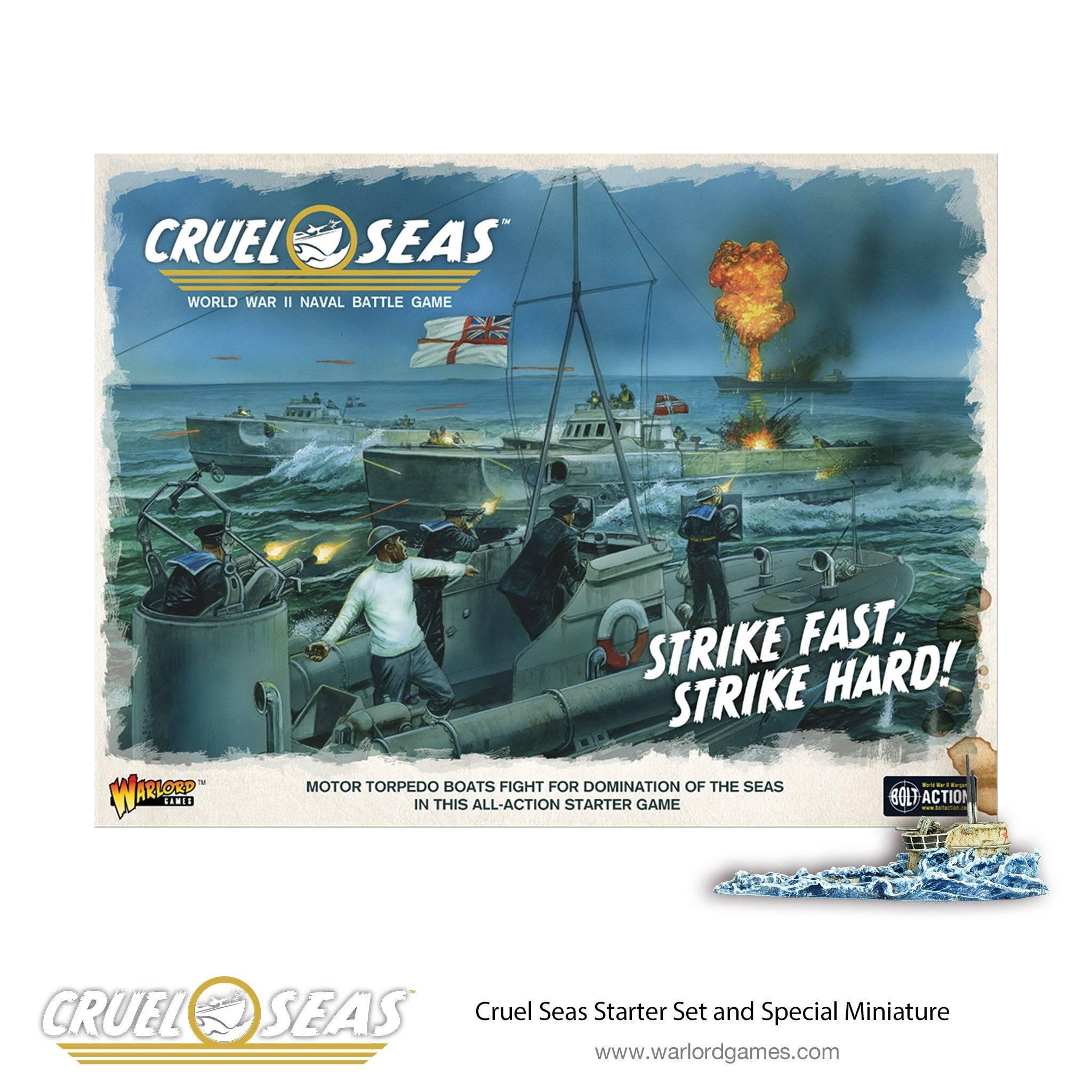 Cruel Seas - Starter set