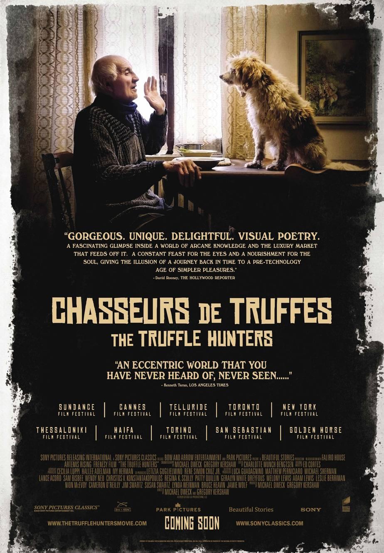 Chasseurs de truffes