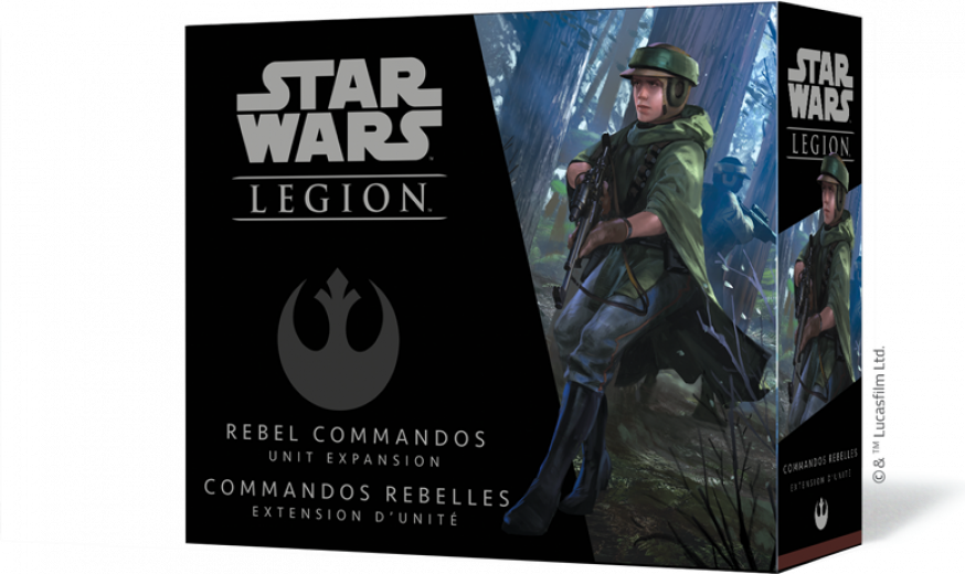 SW Légion : Commandos Rebelles