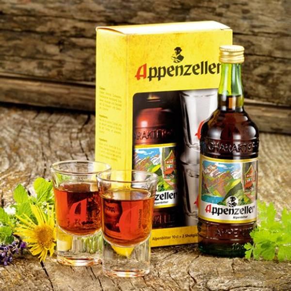 Appenzeller Alpenbitter 29%