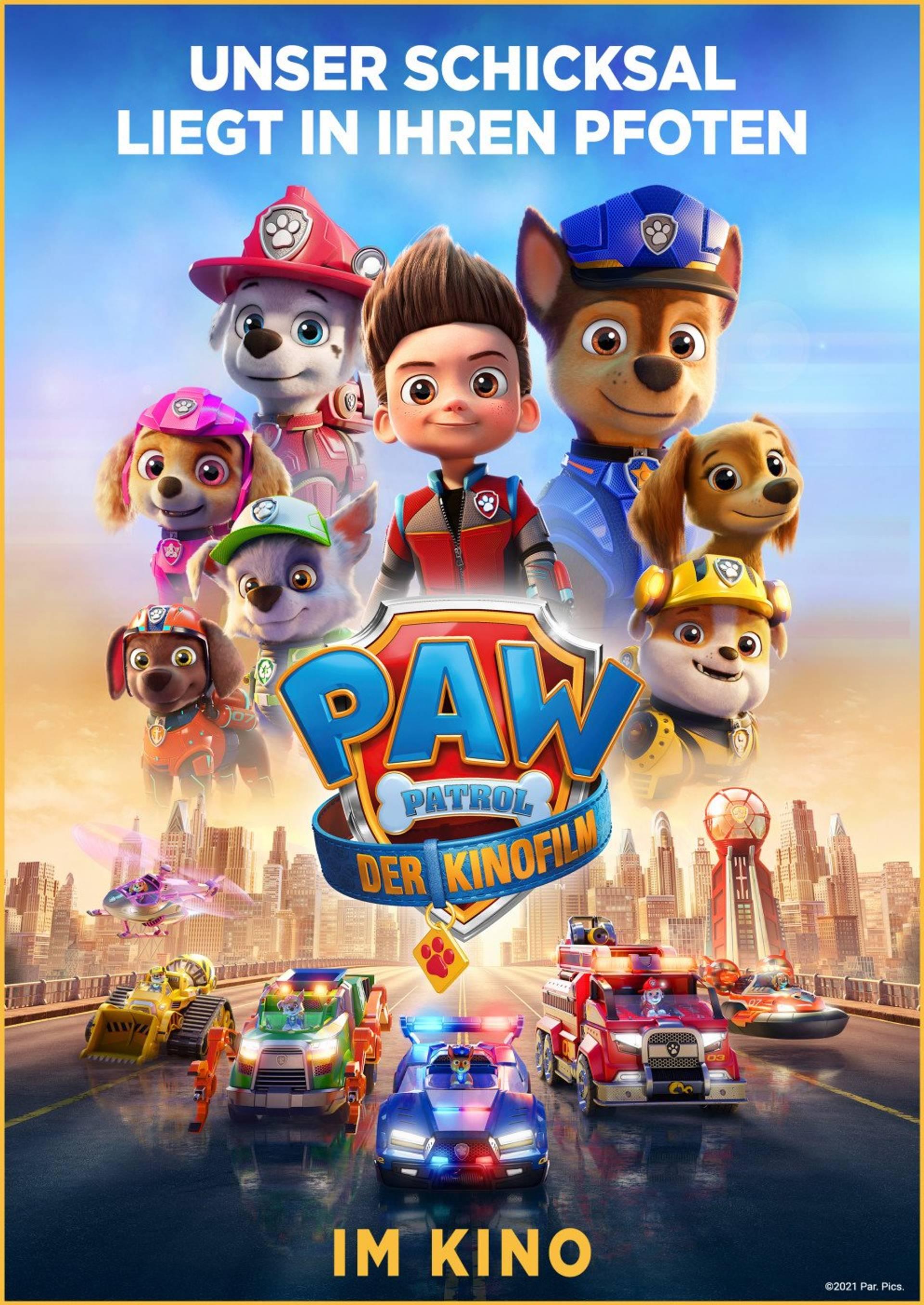 La Pat' Patrouille: Le Film