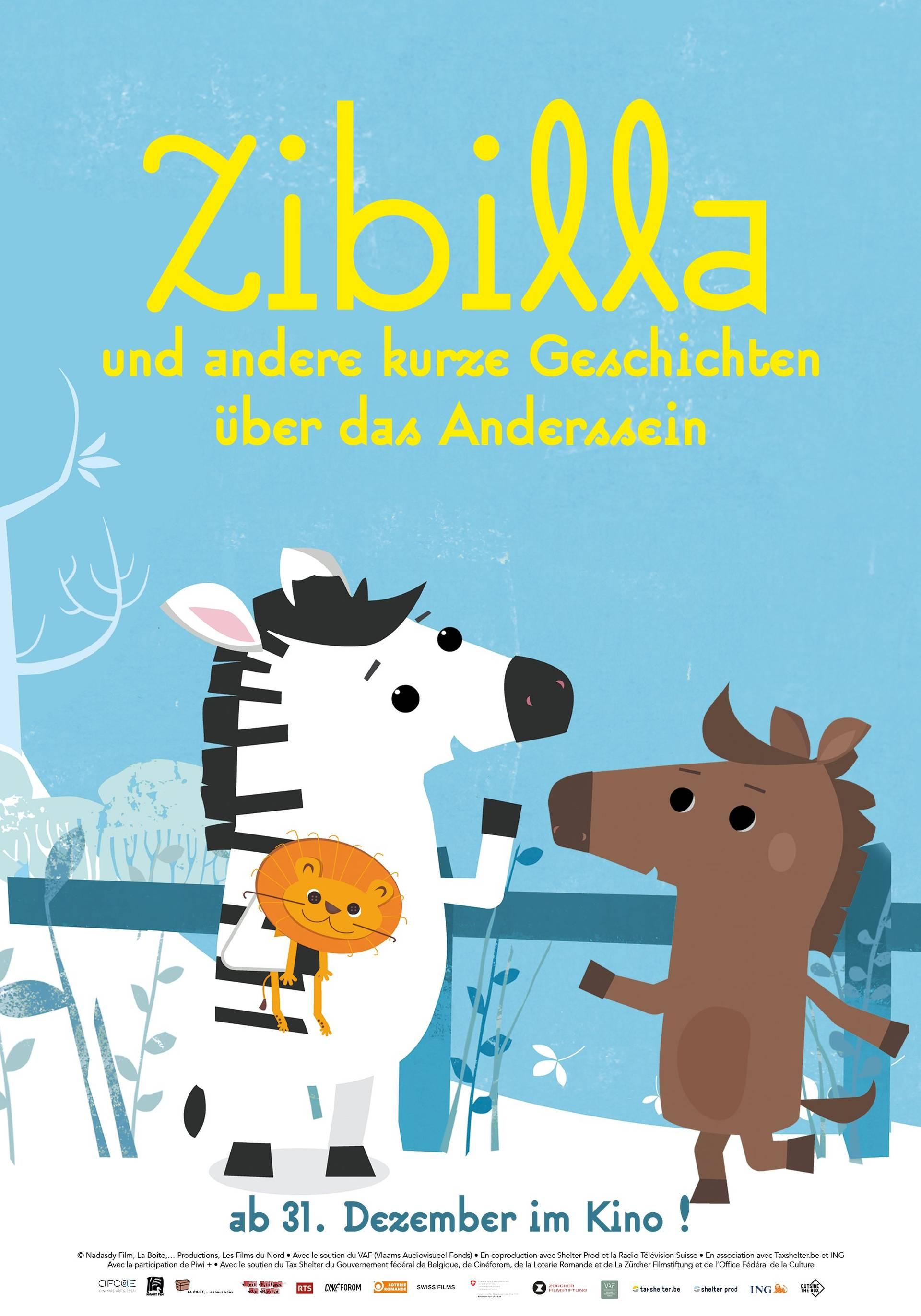Zibilla und andere kurze Geschichten über das Anderssein