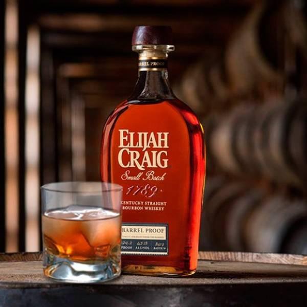 Bourbon Elijah Craig Sm. Batch Bourbon