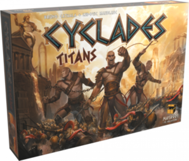 Cyclades : Titans (Extension)