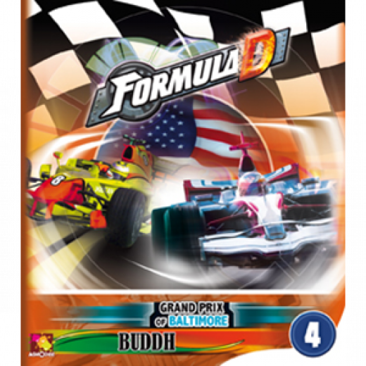Formula D : Baltimore/Buddh (Extension 4)