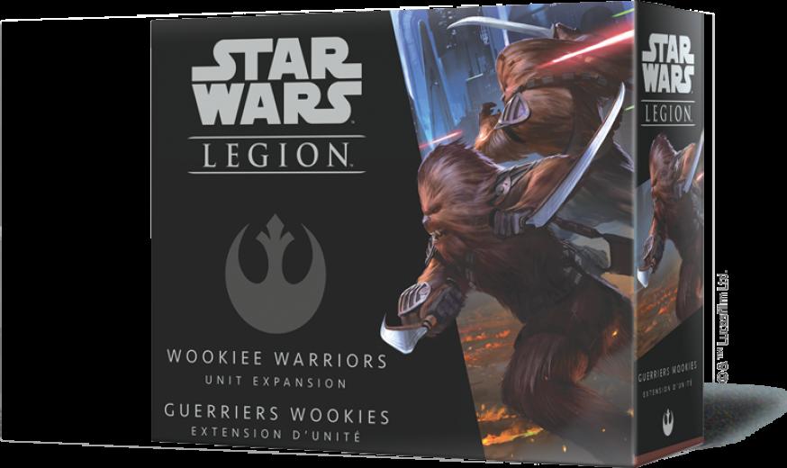 SW Légion : Wookiee warriors
