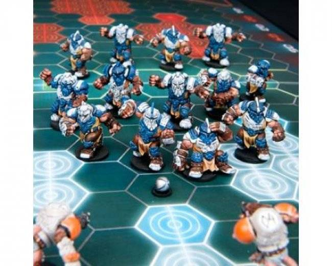Dreadball Midgard Delvers - Forge Father Team