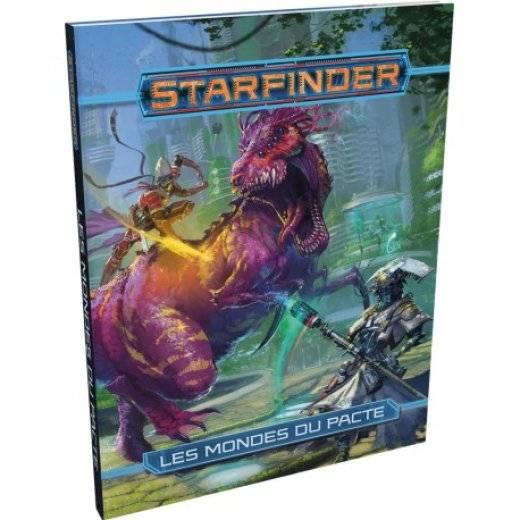 Starfinder Les mondes du Pacte
