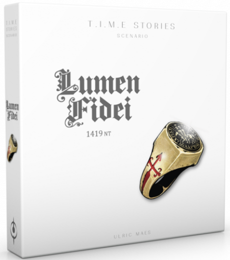 Time Stories - Lumen Fidei (ext 5)