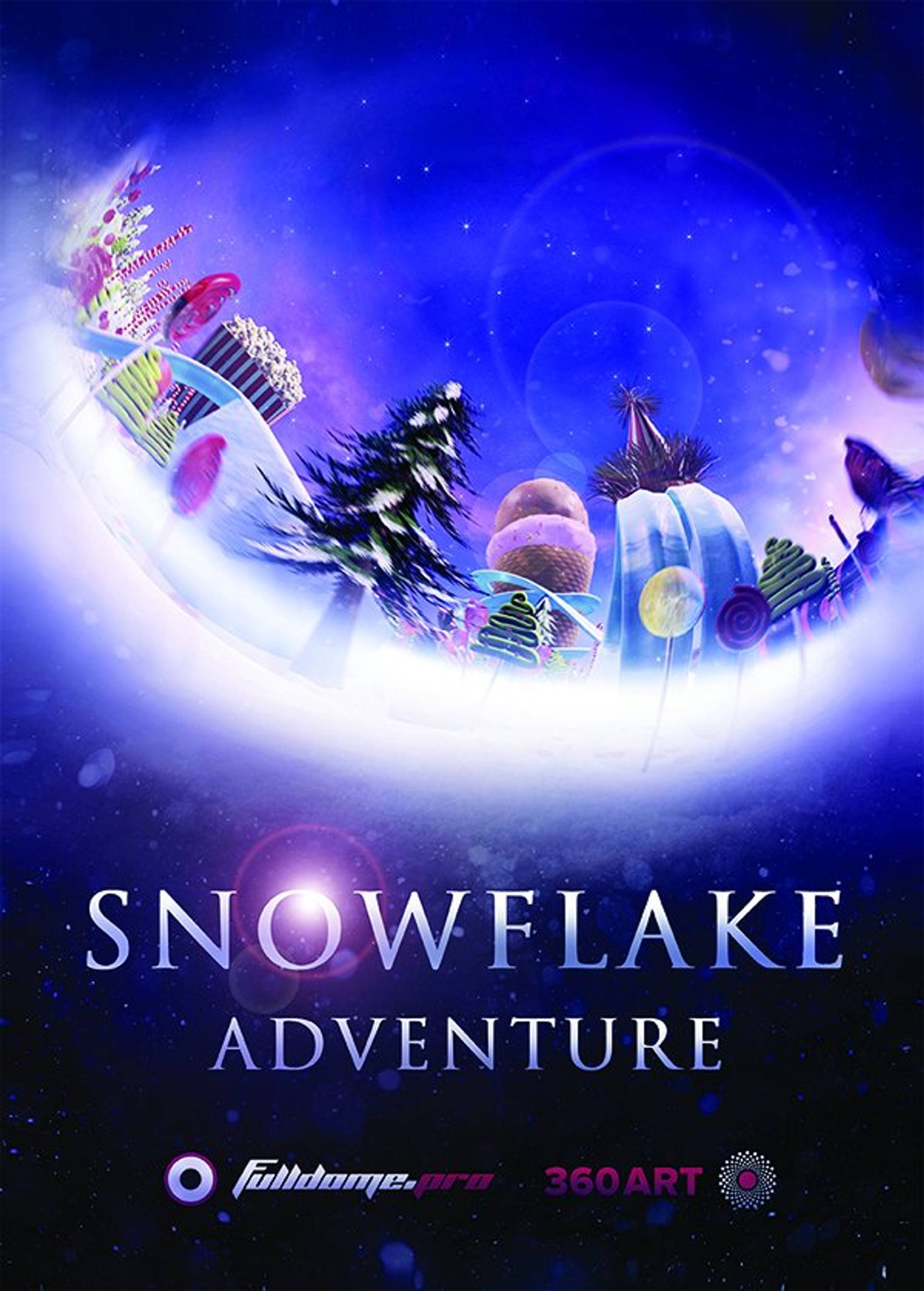 The  Snowflak Adventure