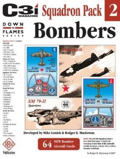 Squadron pack 2 : Bombers