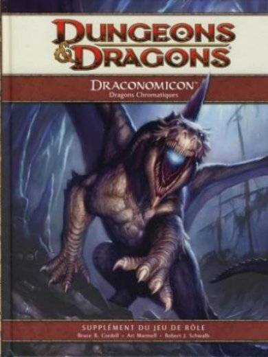 Draconomicon : Dragons Chromatiques