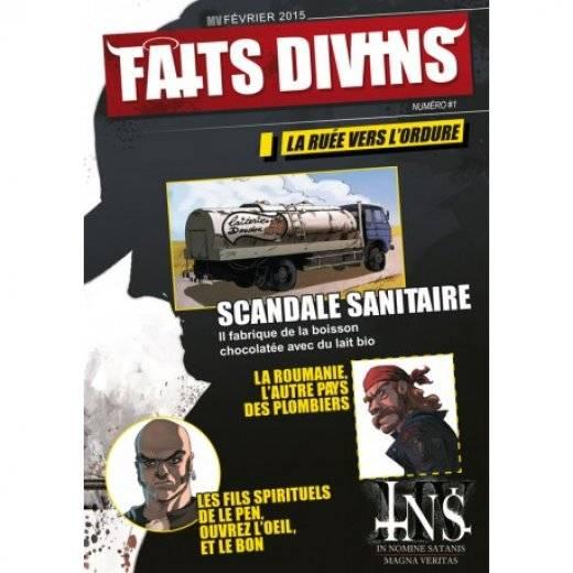INS/MV - Faits divins - Numéro 1 (février 1015)