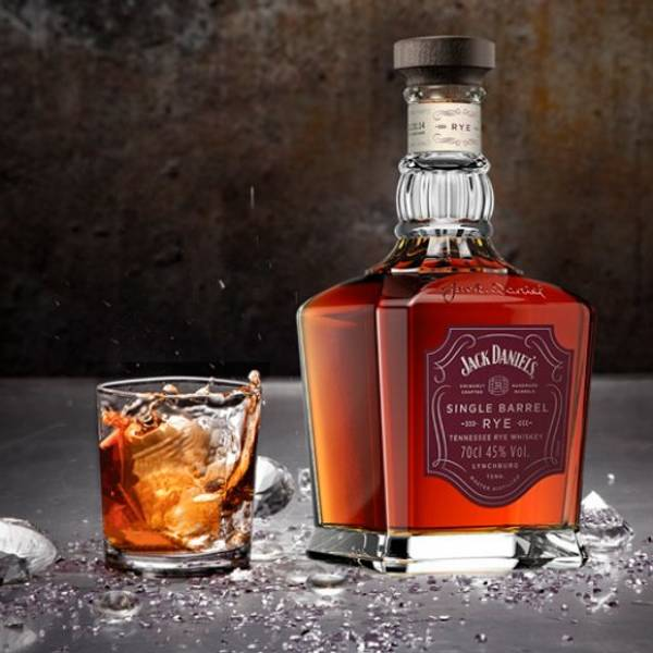 Tennessee Whiskey Jack Daniel's Single Barrel