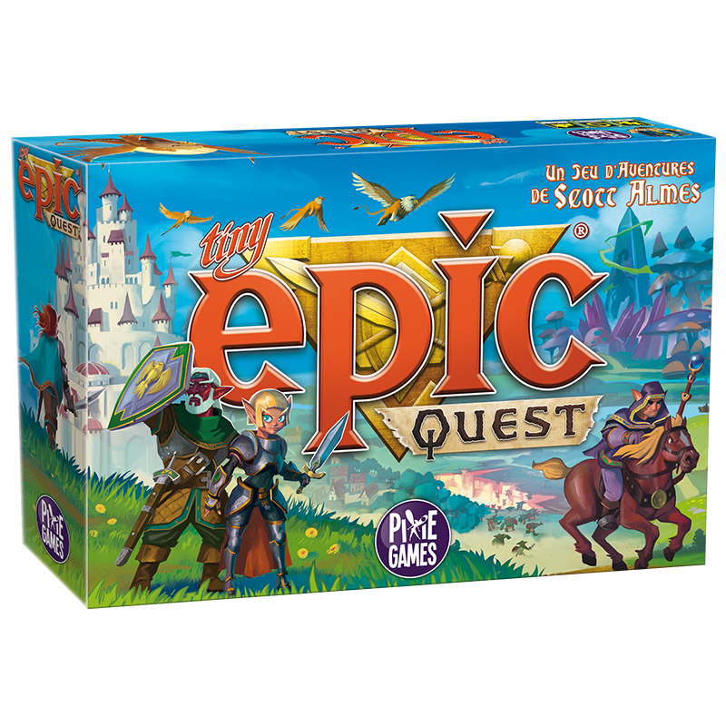 Tiny Epic Quest (VF)