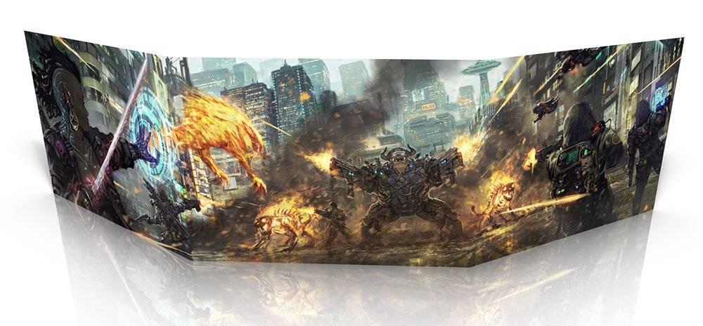 Shadowrun Anarchy - Ecran du meneur de jeu