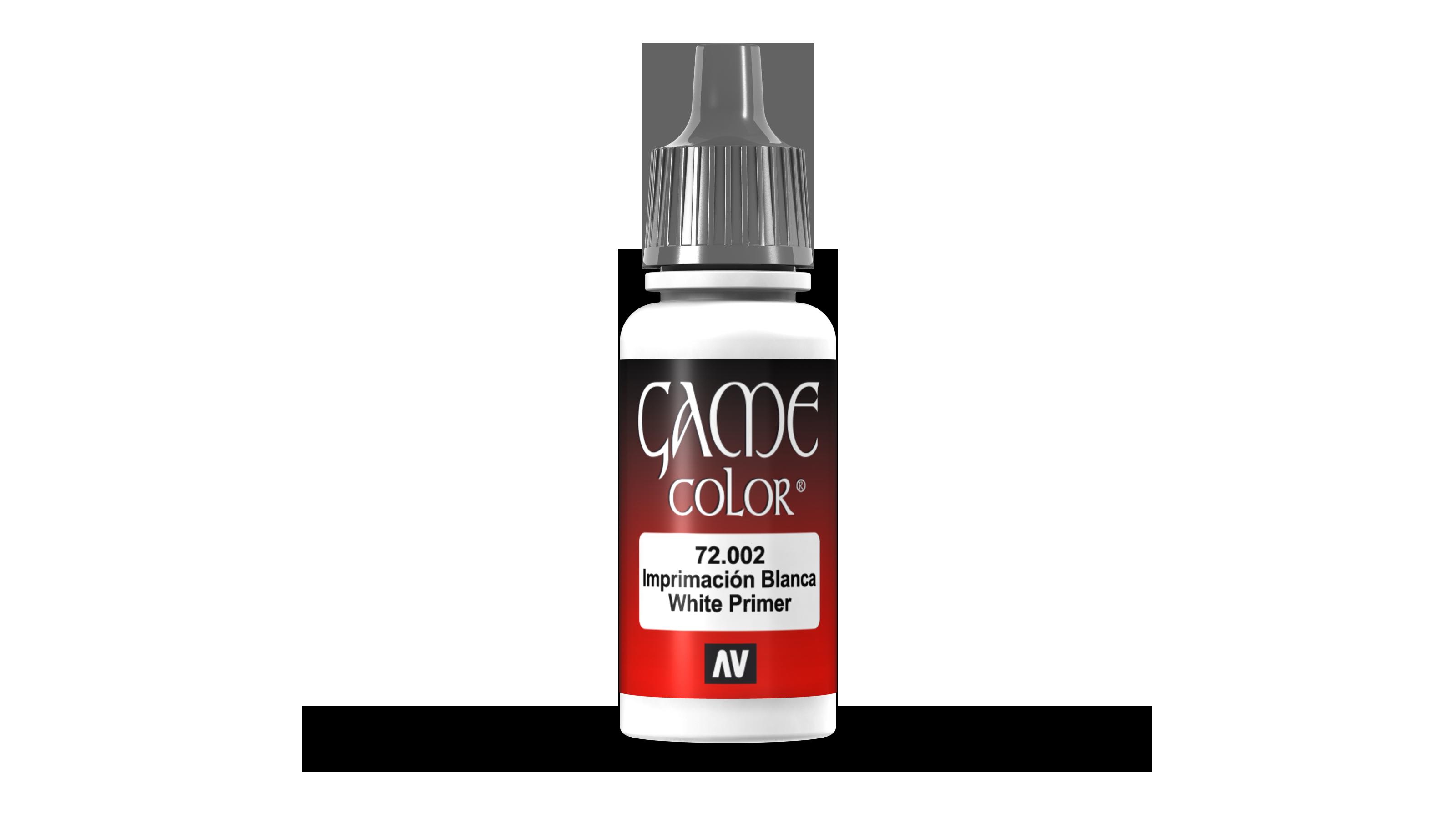 Game color - Arctic white