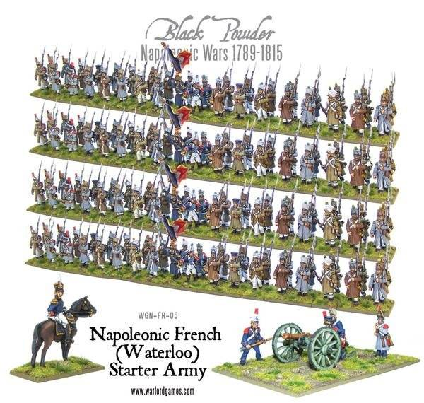 BP - French Starter Army