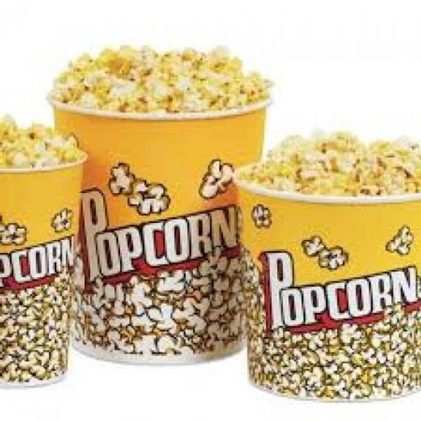 Popcorn gross