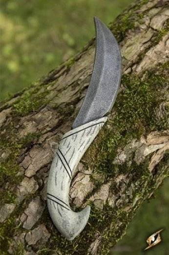 Couteau de lancer elfique (Elven Throwing Knife)