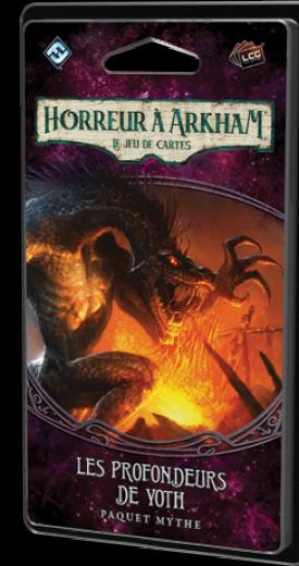 Horreur à Arkham JCE - Les Profondeurs de Yoth