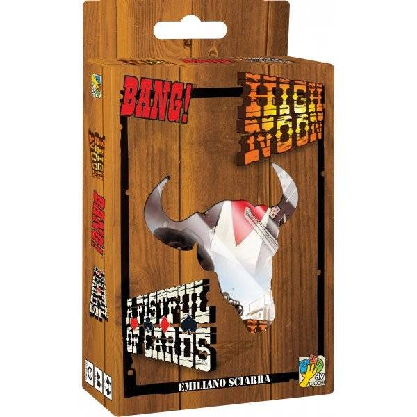 Bang ! High Noon + A Fistful of Cards
