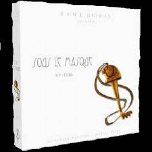 Time Stories - Sous le Masque (ext 3)