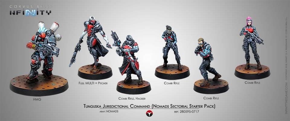 INF - Nomads - Tunguska Jurisdictional Command