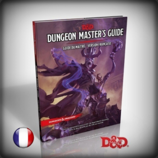 D&D - Dungeon master's guide (fr)