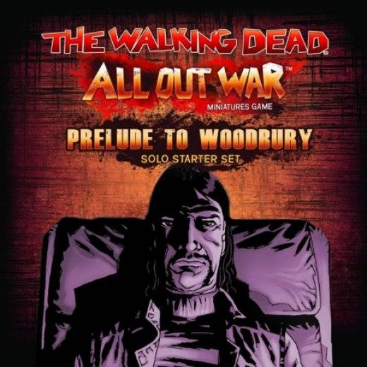 The Walking Dead - prelude to woodbury