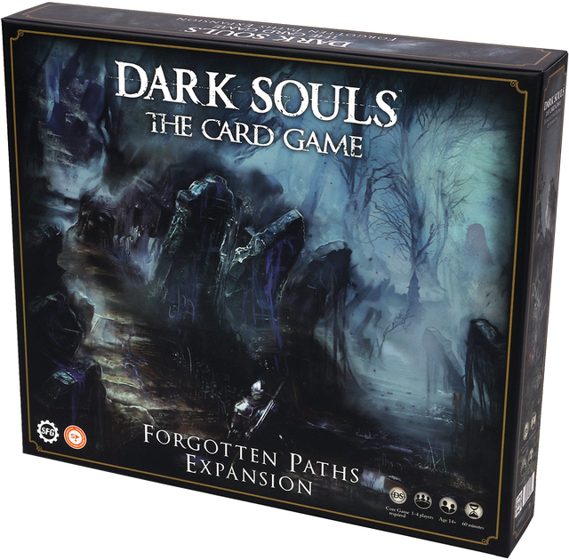 Dark souls - The card games - extension forgotten paths