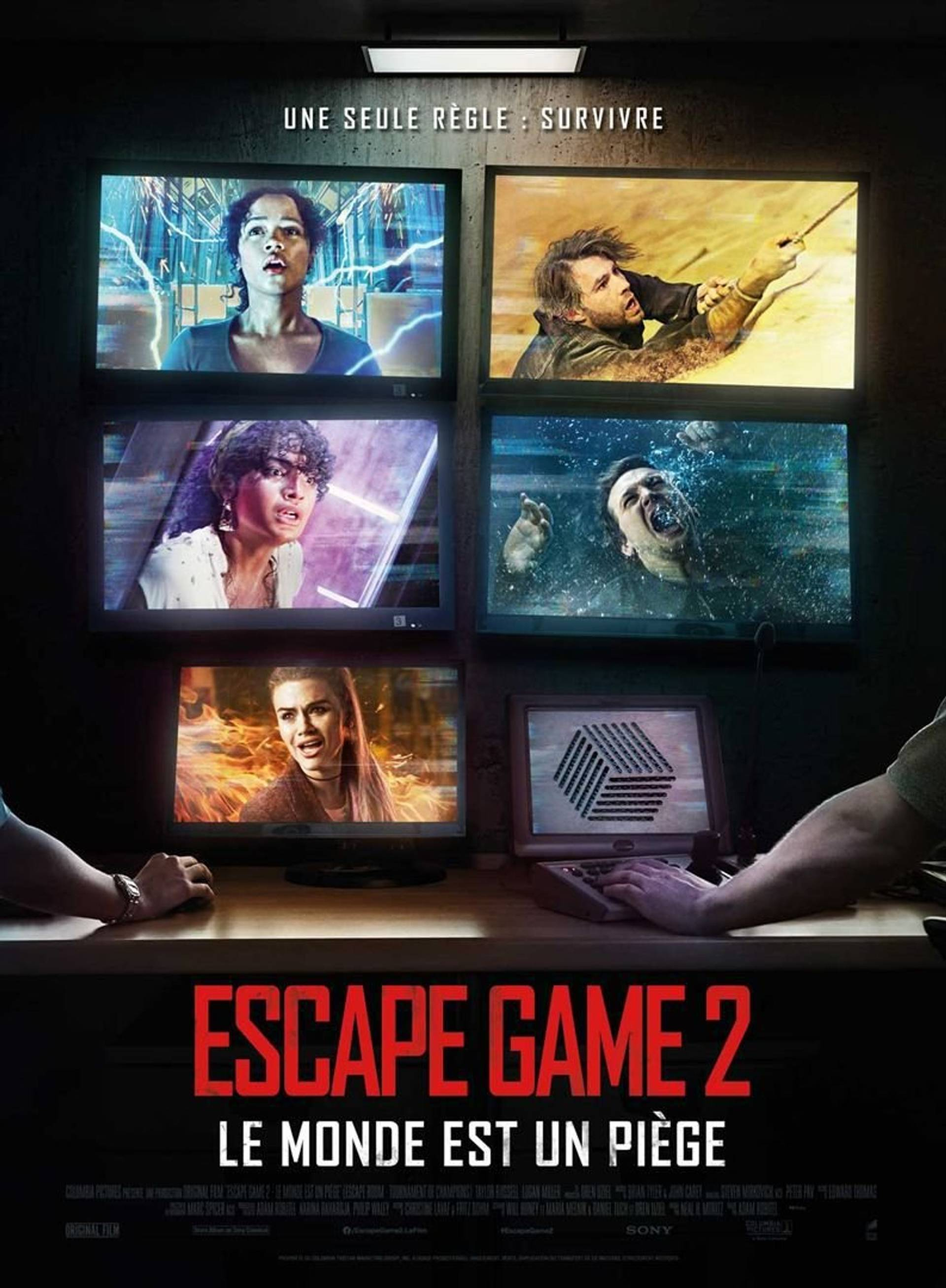 Escape Game 2 Le Mode est un Piège