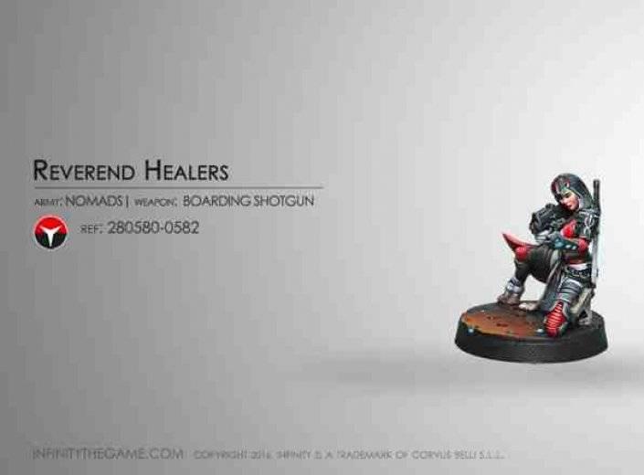 Inf - Nomads - Reverend healers