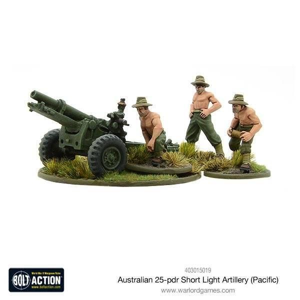 BA - Australian short 25-pdr (Pacific)