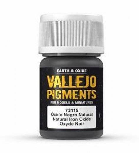 Pigments - Natural iron oxide 30ml