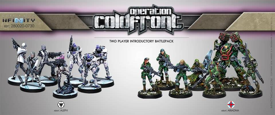 INF -Operation coldfront