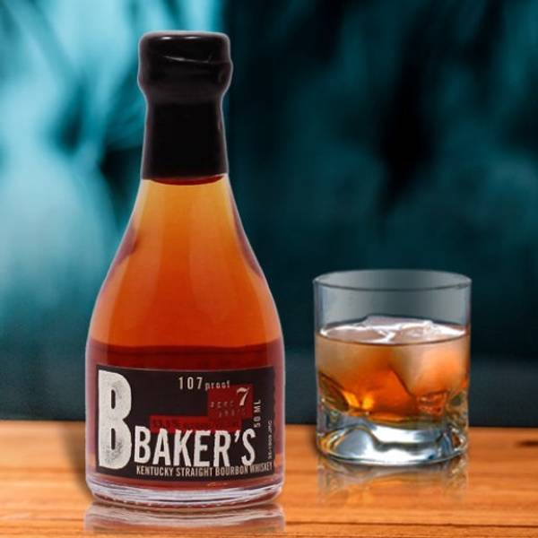 Bourbon Baker's Straight Bourbon 7 Years
