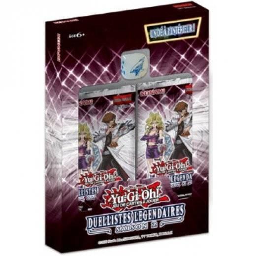 Yu-Gi-Oh! Pack - Duellistes Légendaires saison 2