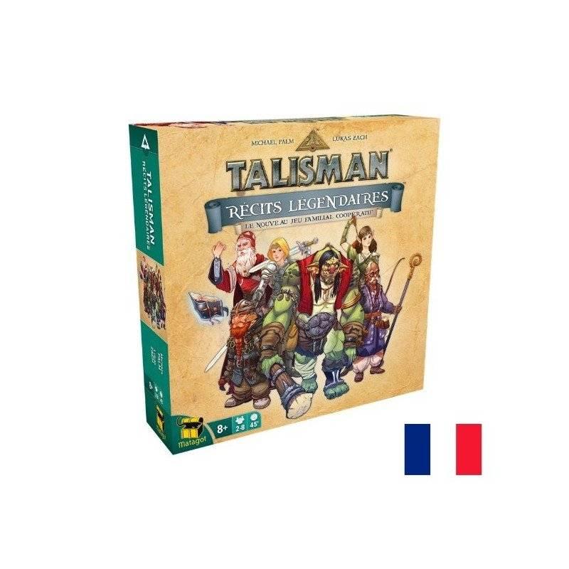 Talisman : récits légendaires
