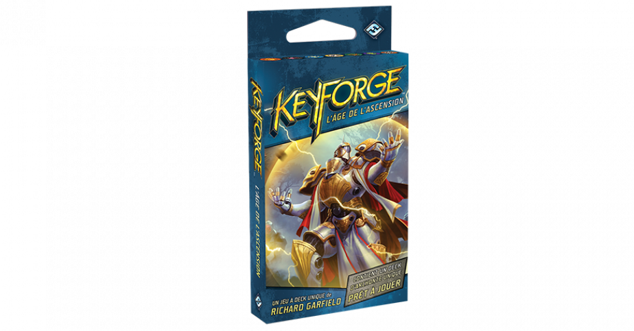 Keyforge Deck : L'âge de l'ascension