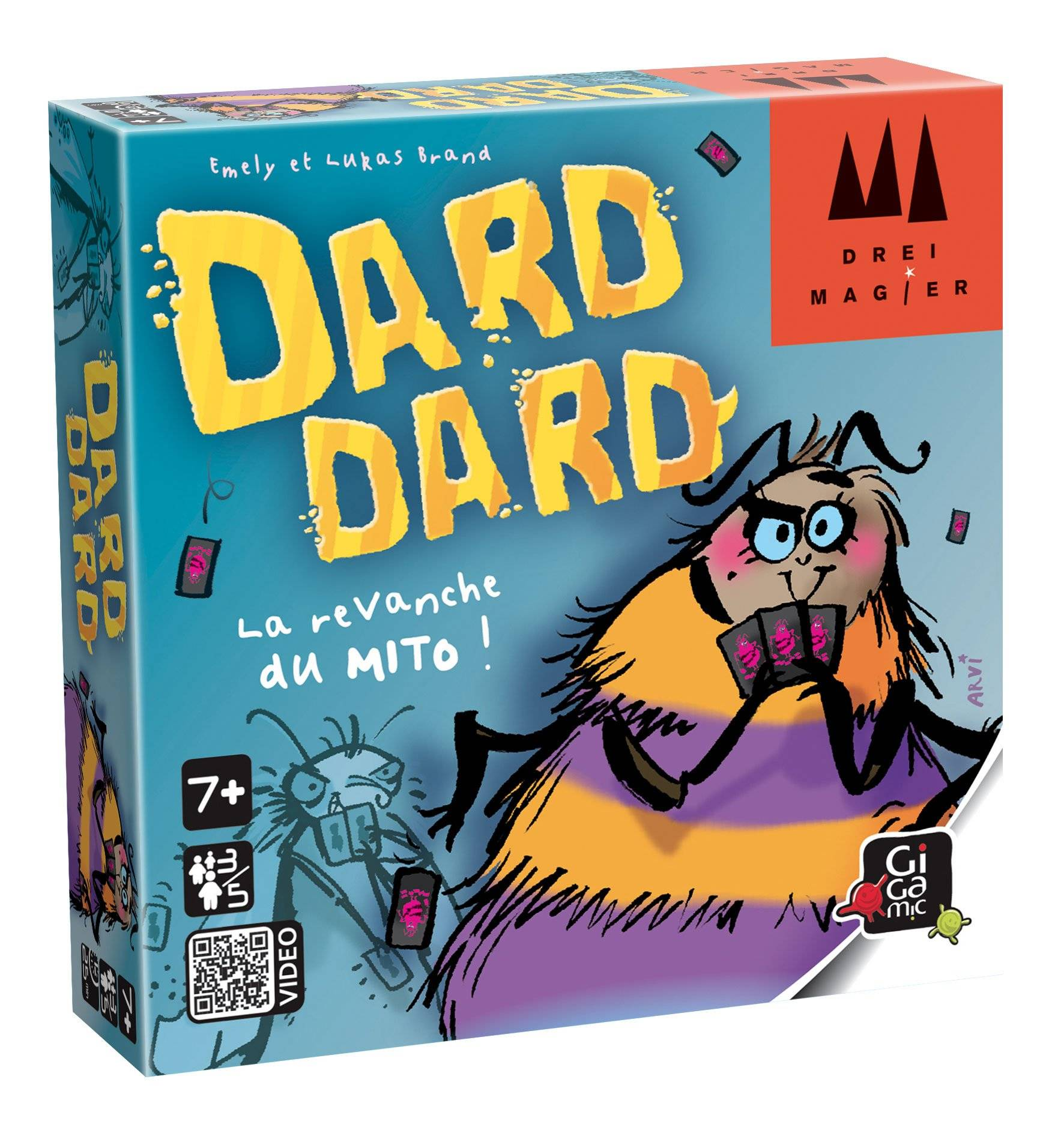 Dard dard (la revanche du mito)