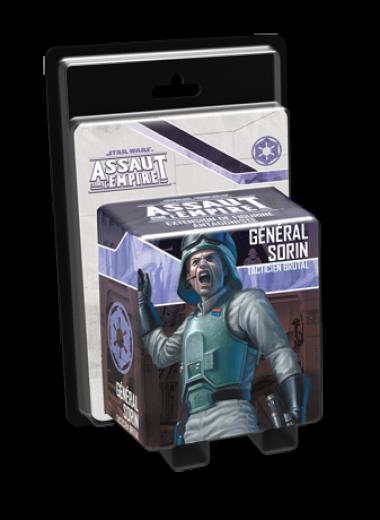 Général Sorin, Tacticien brutal (SW Assaut sur l'Empire)